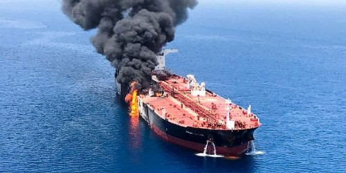 The US military is building a case against Iran with clearer images from the latest tanker attacks