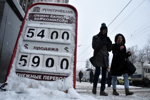 Tens Of Thousands Of Russians Have Loans That Are Now Contracts Of 'Financial Slavery'