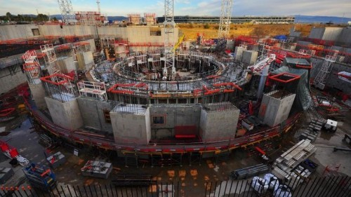 This $14-billion machine is set to usher in a new era of nuclear fusion power