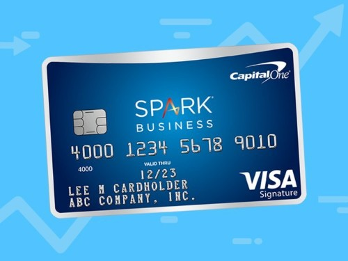 Capital One Spark Miles for Business review: Generous perks and various options for using your miles