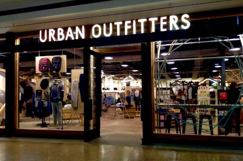 Urban Outfitters flat after reporting first quarter results (URBN)