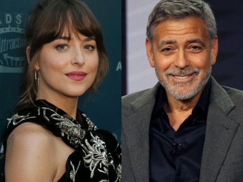 Dakota Johnson used George Clooney's name to make reservations