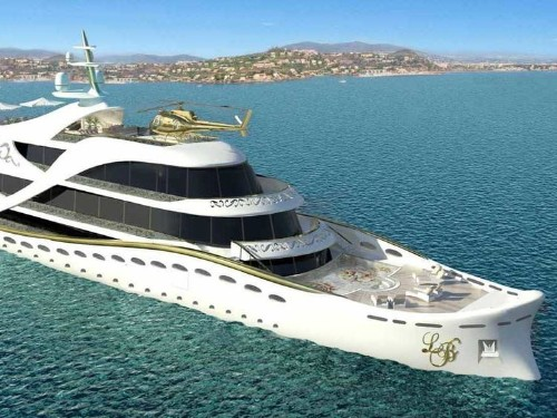 See inside the world's first luxury yacht concept designed specifically for women