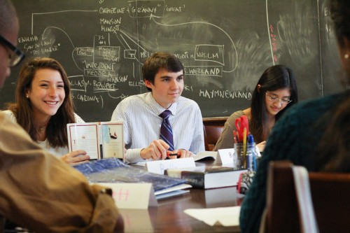 What It's Like To Attend The Most Elite Boarding School In America