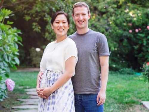 Mark Zuckerberg will take a 2 month paternity leave after his daughter is born