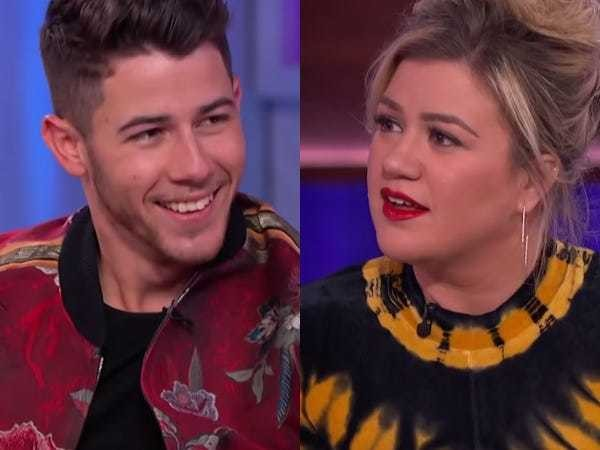 Jonas Brothers lied about opening for Kelly Clarkson to get other gigs - Business Insider