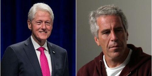 Jeffrey Epstein reportedly visited the White House several times while Bill Clinton was president