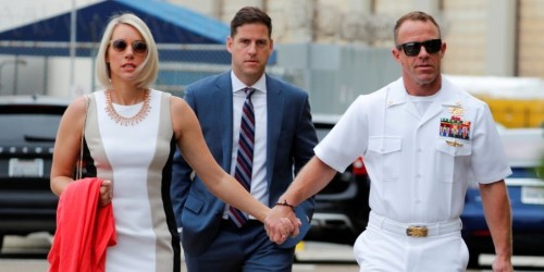 Documentary, other opportunities acquitted Navy SEAL Eddie Gallagher