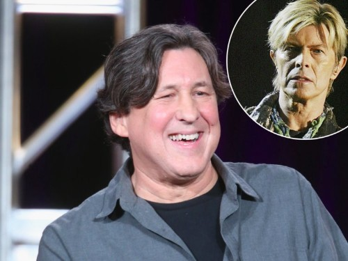 Director Cameron Crowe tells the amazing story of following David Bowie for 6 months