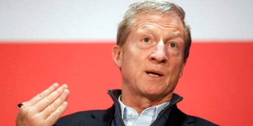 Who is Tom Steyer? Bio, age, family, and key positions - Business Insider