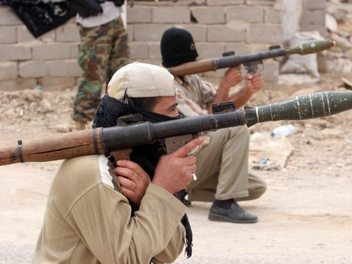 Syrian Forces Just Bombed ISIS Targets Inside Iraq