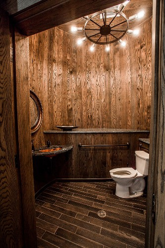 These 10 creatively designed restrooms were just deemed America's best
