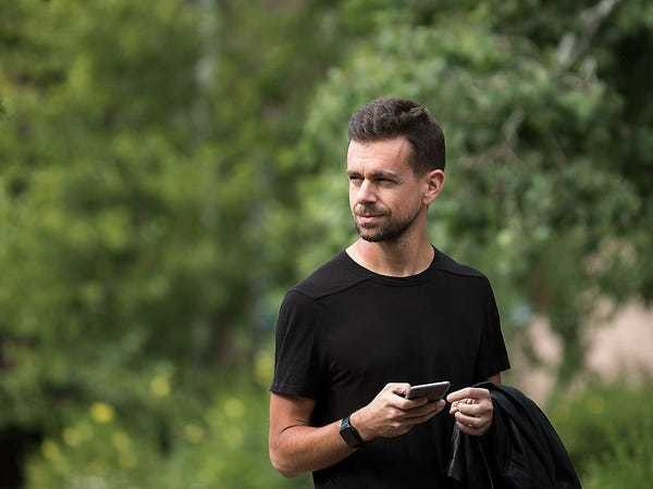 Jack Dorsey morning routine experiment - Business Insider