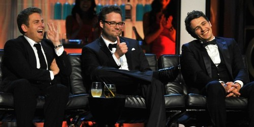 Seth Rogen Is Right: Here's Why Comedy Is Funnier In Movie Theaters