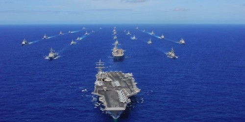 Philippines' president calls up defense pact with US against China