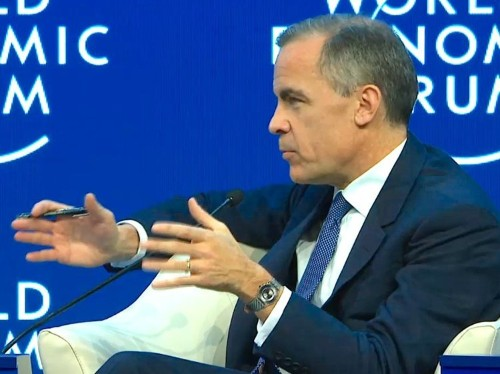 That $1 Billion TransferWise Deal Is Exactly Why Mark Carney Worries About 'An Uber-Type Situation In Financial Services'