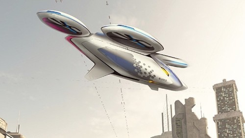Airbus is building a high-speed flying taxi fleet so you never have to sit in traffic again
