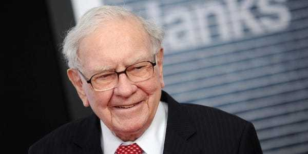 Here are Warren Buffett's top 13 favorite stocks - Business Insider