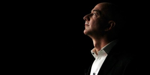 Jeff Bezos was MIA for Amazon employees climate-change proposal