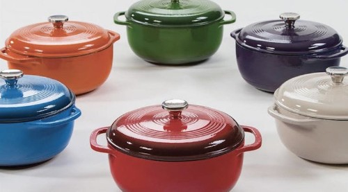 People are raving about this $50 Dutch oven that's nearly identical to the pricey Le Creuset version