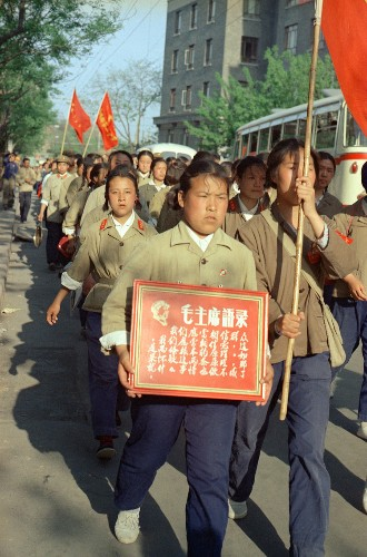 These photos show how crazy May Day used to be during the Cold War