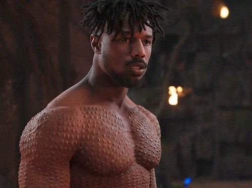Here's the workout routine that keeps Michael B. Jordan ripped