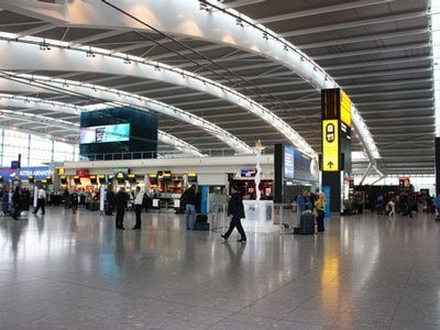 Fears Over Al Qaeda 'Breast Implant Bomb' Causing Long Lines At London's Heathrow Airport