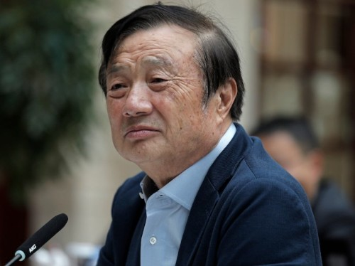 Huawei's CEO says he admires Apple and buys his family iPhones when they are not in China