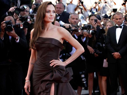 Angelina Jolie Tops Forbes' Highest Paid Actress List
