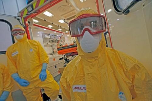 Why Asia Dreads Ebola