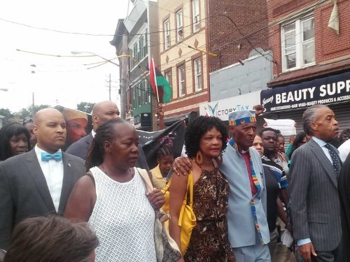 'NO JUSTICE, NO PEACE!': Community Marches Against 'Racist' NYPD After Chokehold Death