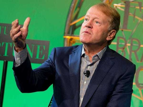 Cisco CEO John Chambers: My Dyslexia Is A Weakness AND A Strength - Business Insider