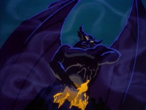 Disney's giving one of its darkest characters — a demon gargoyle from 'Fantasia' — its own movie