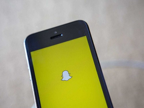 You think Snapchat is for sexting, but it's actually a giant threat to TV
