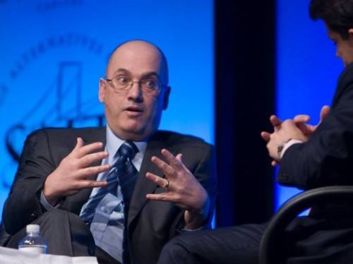 Billionaire hedge funder Steve Cohen sold his $33.5M NYC condo: Photos
