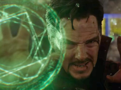 Why critics are in love with 'Doctor Strange,' Marvel's 'most exciting spectacle'