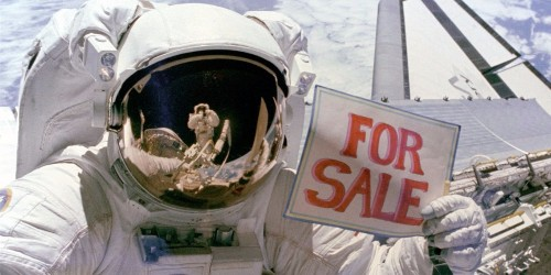 NASA is running out of spacesuits and it nearly caused one astronaut to drown in space