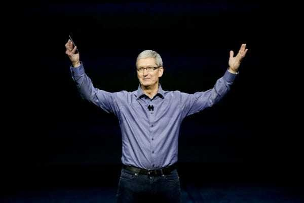 Tim Cook says pump the brakes on Apple Car - Business Insider