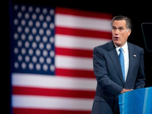 Mitt Romney fried Donald Trump in an epic speech