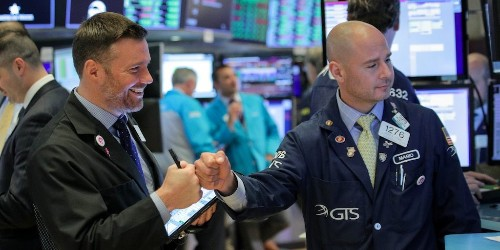 Stocks are jumping after two Fed officials signal rate cuts are coming — 'it pays to act quickly'