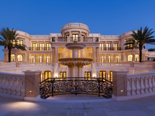 The most wildly extravagant homes people built around the world