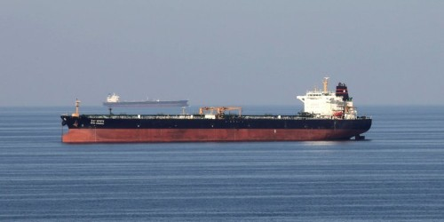 Iran says it seized another tanker in the Gulf after Aramco attacks