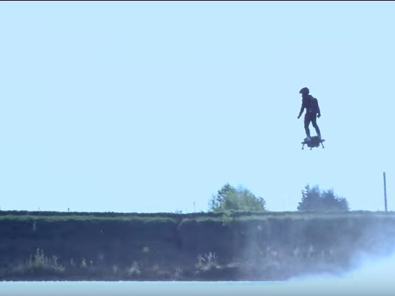 The Army is eyeing a personal hoverboard that can reach 10,000 feet