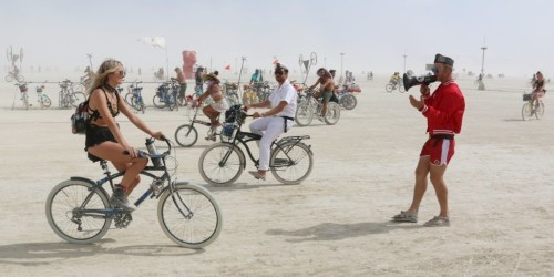 What it's like to visit Burning Man, one of the wildest, most surreal events in the world