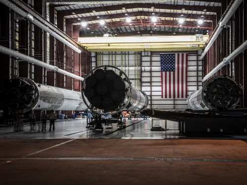 SpaceX has chosen to reuse the Falcon 9 rocket