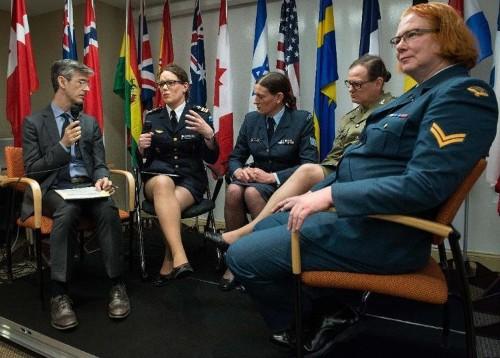Transgender troops seek end to US military taboo