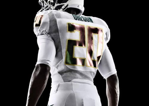 Oregon Football Is Going To Wear These Blinding Yellow Uniforms This Year