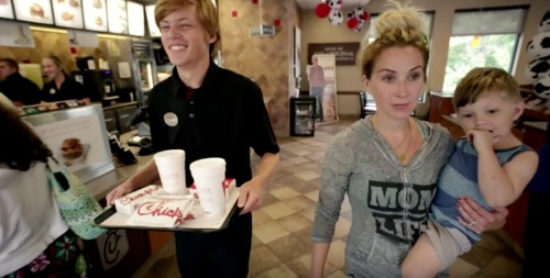 Why Chick-fil-A's restaurants sell 4 times as much as KFC's