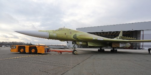 Russia says its Tu-160M2 long-range bomber will soon make first flight - Business Insider
