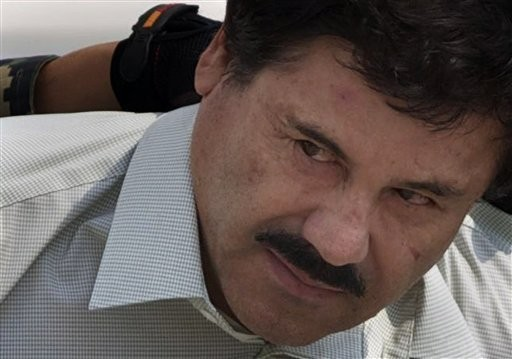 Mexican drug lord flown to Sinaloan mountains after escape